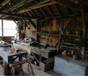 Bois Rustique workshop
